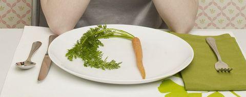 Crash diet: benefits, risks, side-effects and dangers