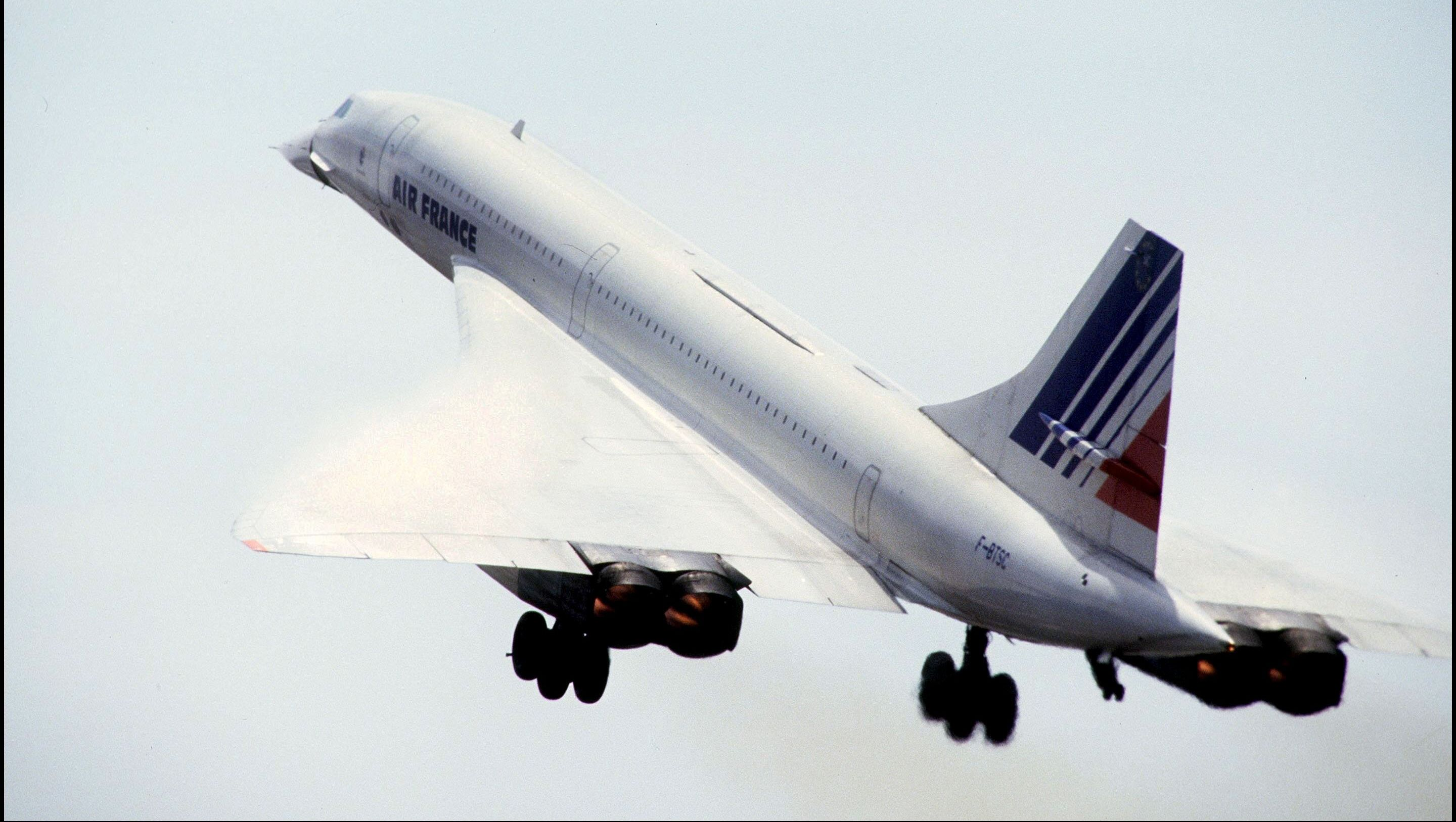 Why The Concorde Is Such a Badass Plane