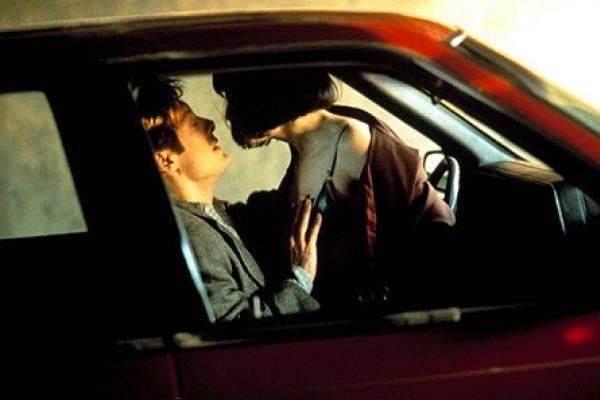 Car sex scene from Crash