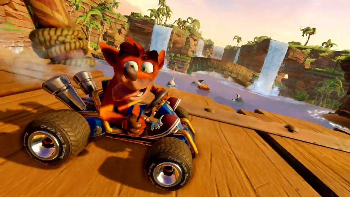 2ae575040 Pick up Crash Team Racing – Nitro Fuelled on Xbox One, Nintendo Switch and  PS4