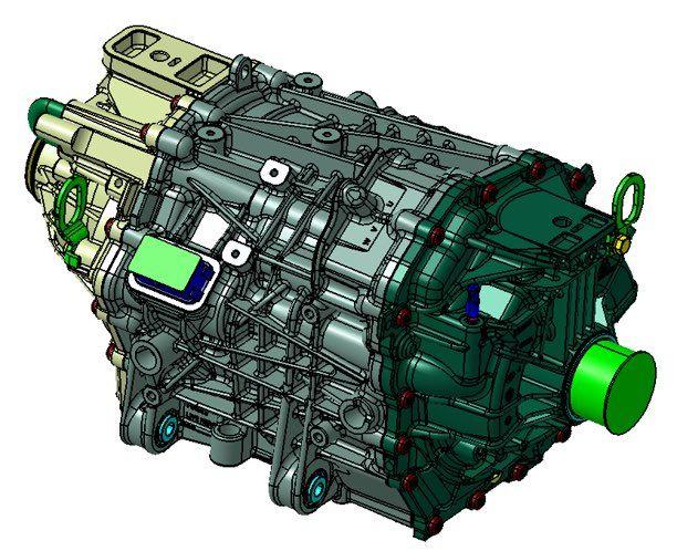 ford electric crate motor eluminator