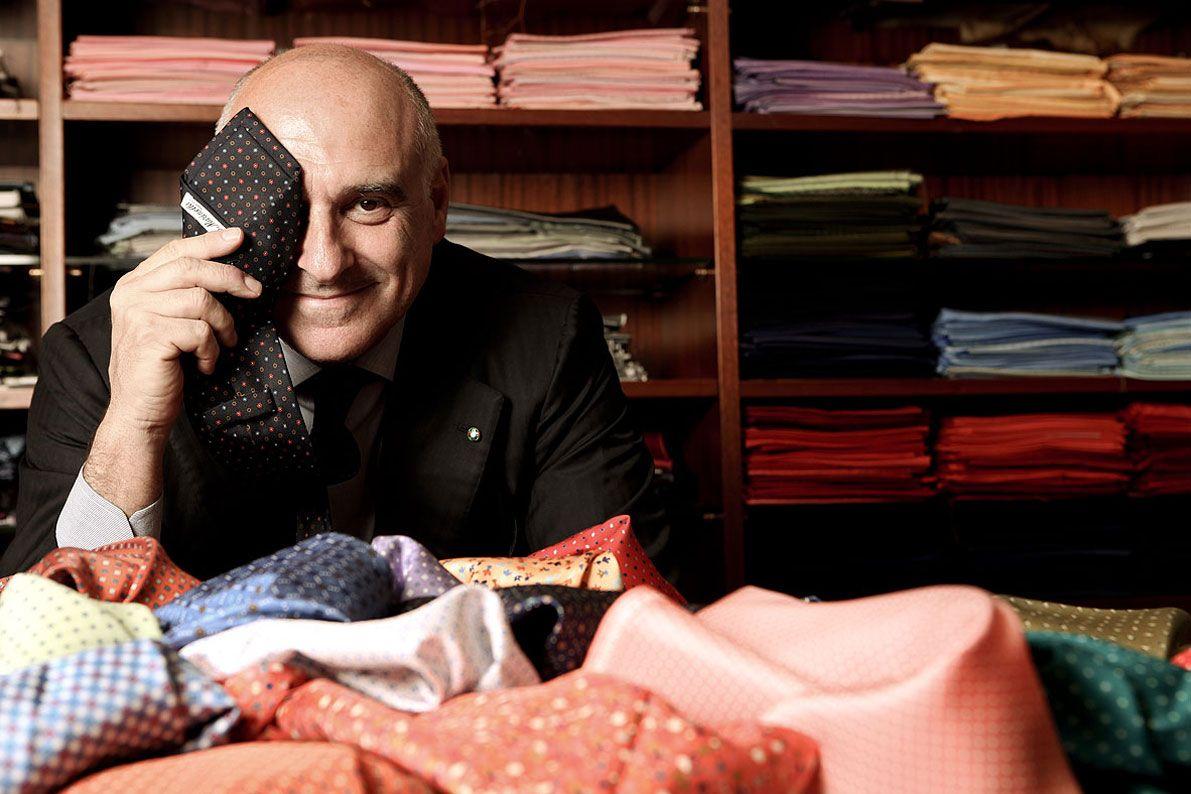 6c6cc3580250 Cravatte Marinella  10 curiosità che forse ancora non sai
