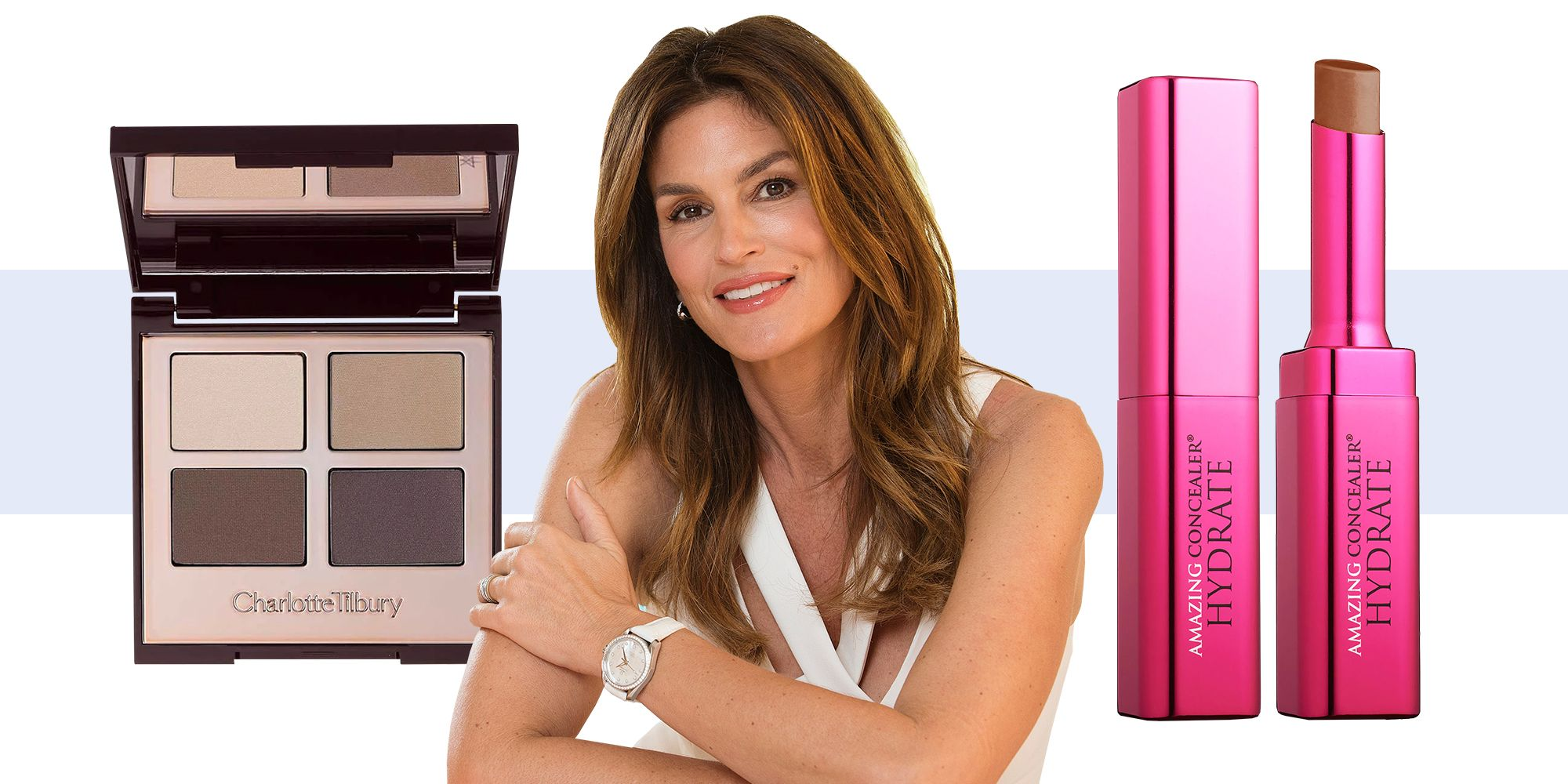 The 15 Beauty Products to Steal From Cindy Crawford's Glam Routine