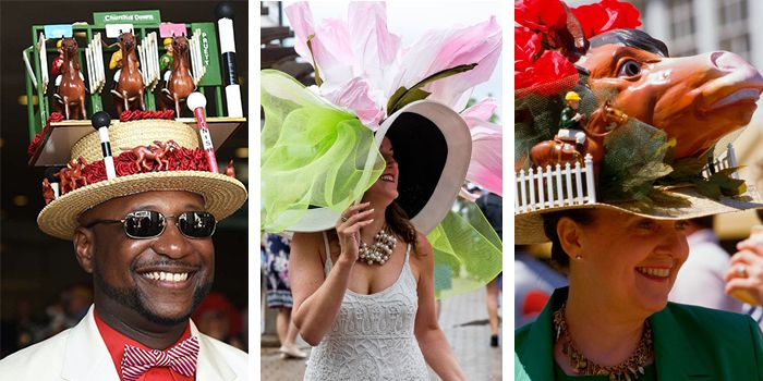 The Craziest Kentucky Derby Hats to Get You Excited for the 2018 Derby Race f29cd7635a7f