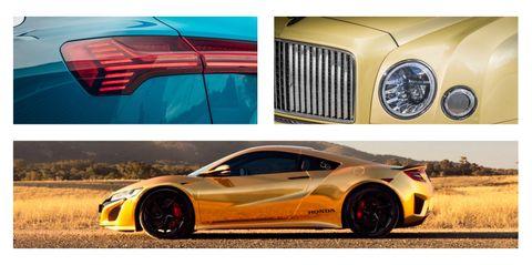 Car Paint Colors >> The Wildest Craziest Car Paint Colors For 2020