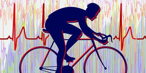 cyclist data power graph chart