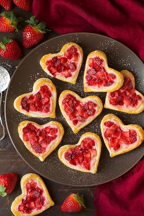 Food, Dish, Cuisine, Ingredient, Fruit, Heart, Produce, Plant, Recipe, Strawberry,