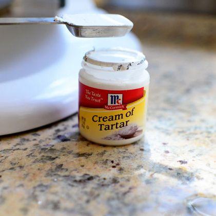 cream of tartar