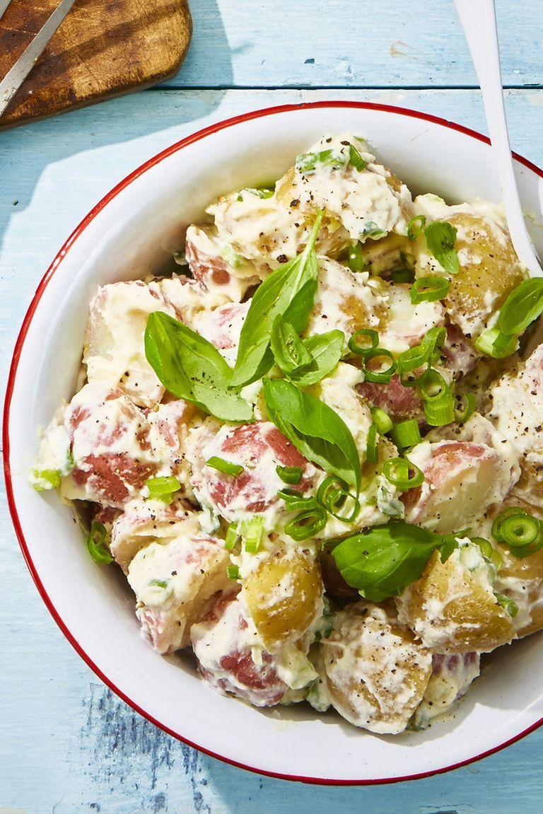 Potato Salad Recipe With Creme Fraiche