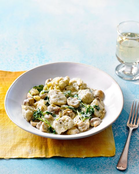 best gnocchi recipes creamy blue cheese gnocchi