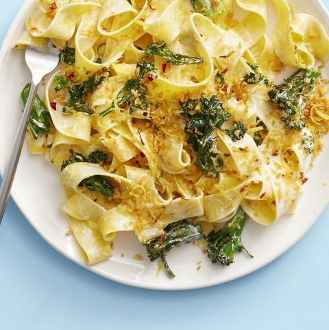 Creamy Broccolini Pasta