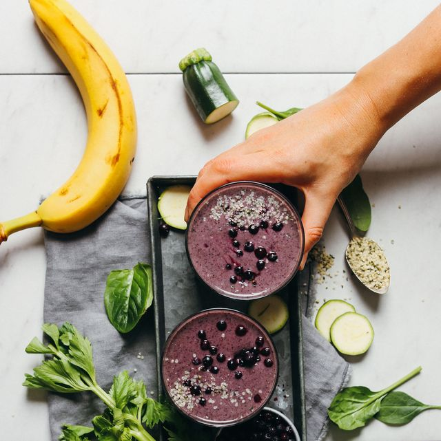 20 Veggie Smoothies That Are Good for You and Taste Amazing