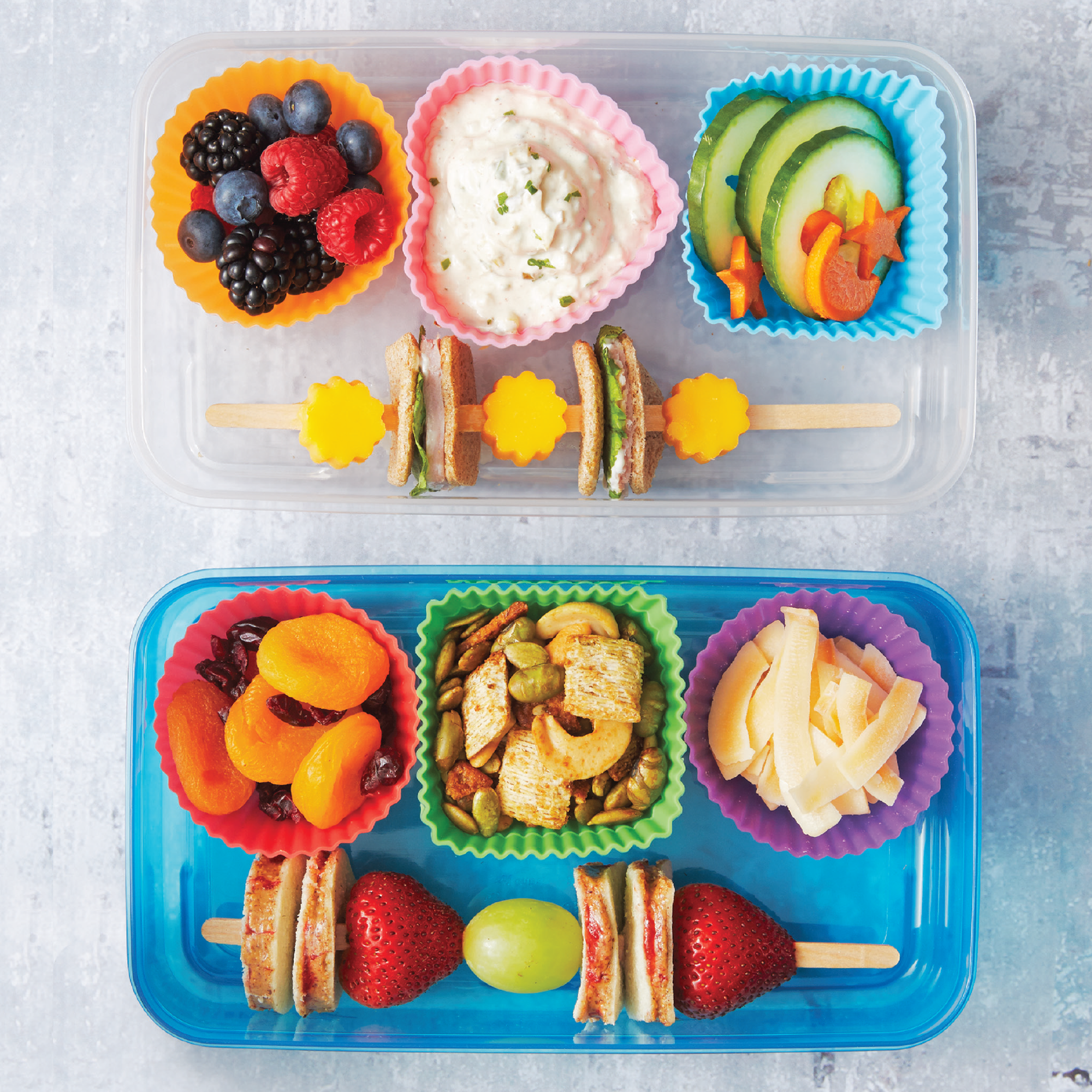 These Creative Bento Box Lunches Will Make Your Kid the Envy of the Cafeteria