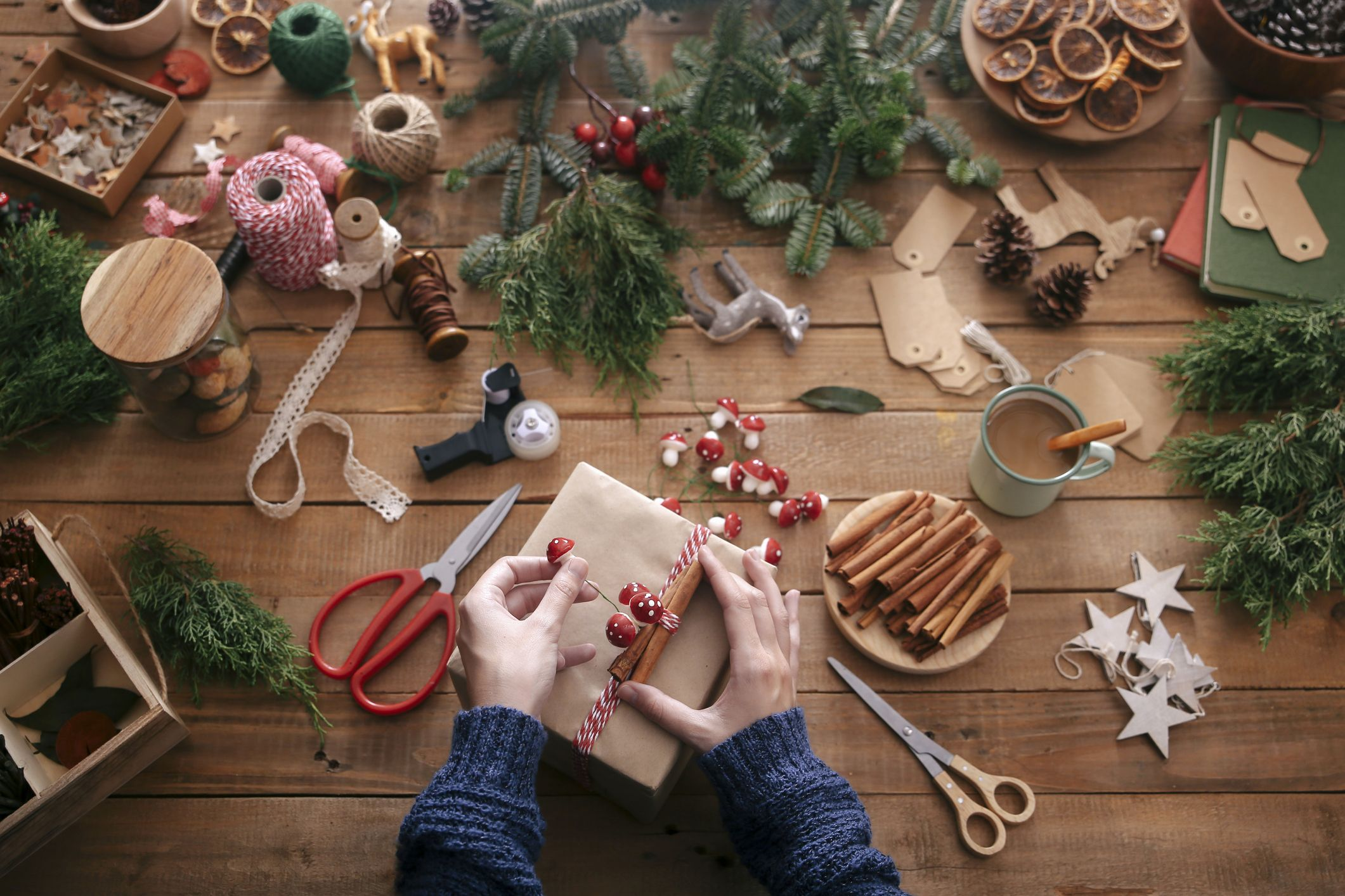 85 Diy Homemade Christmas Gifts Craft Ideas For Christmas Presents