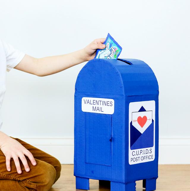 15 Diy Valentines Box Ideas Best Valentine Boxes
