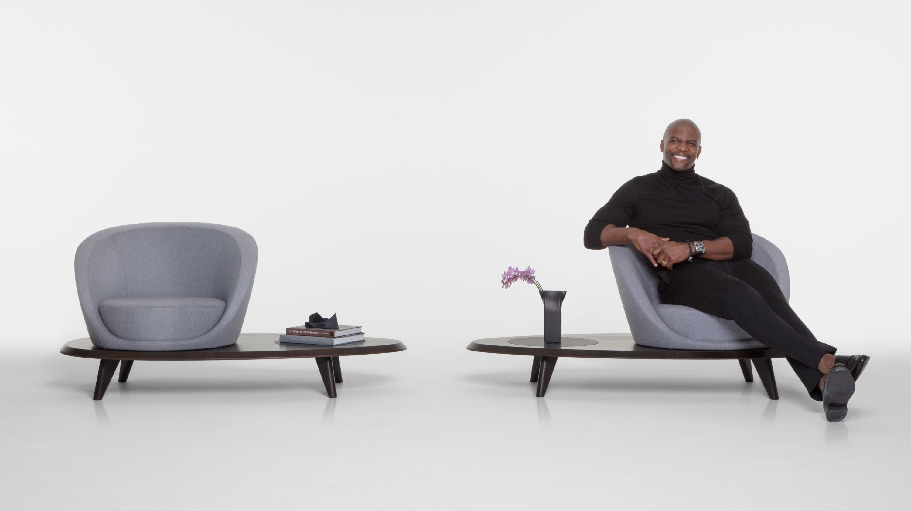 Terry Crews Is Releasing A Furniture Collection Inspired By Le Corbusier Eameore