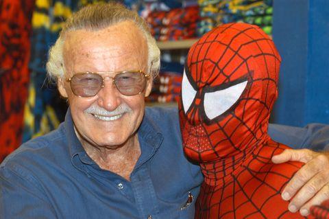 Spider-Man 40th Birthday Celebration