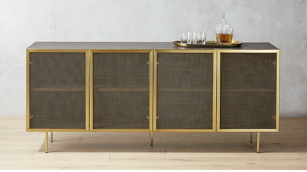 Credenza Definition In Art : What is a credenza vs sideboard buffet how to choose