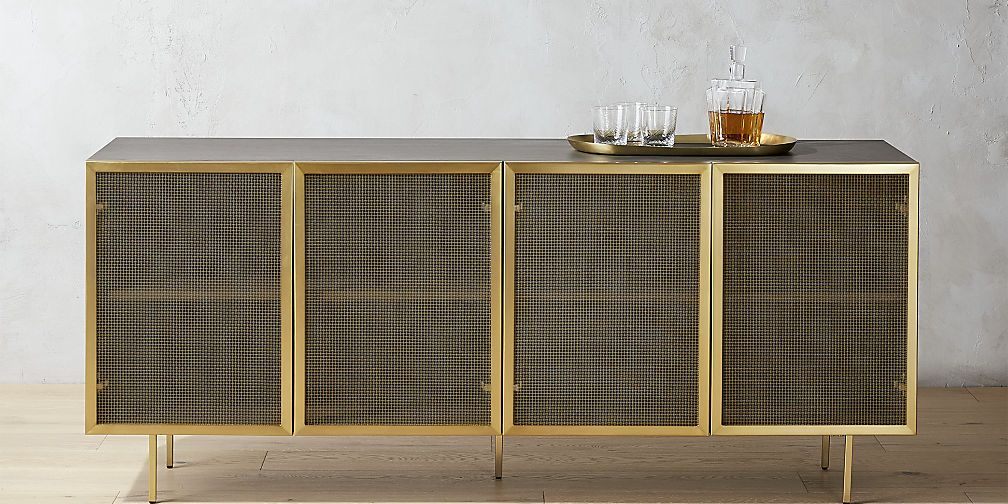 What Is A Credenza Credenza Vs Sideboard Vs Buffet How To Choose