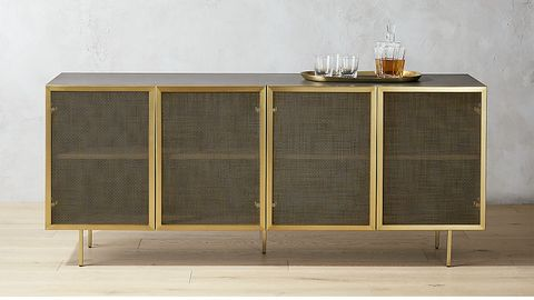 What Is A Credenza Credenza Vs Sideboard Vs Buffet Amp How