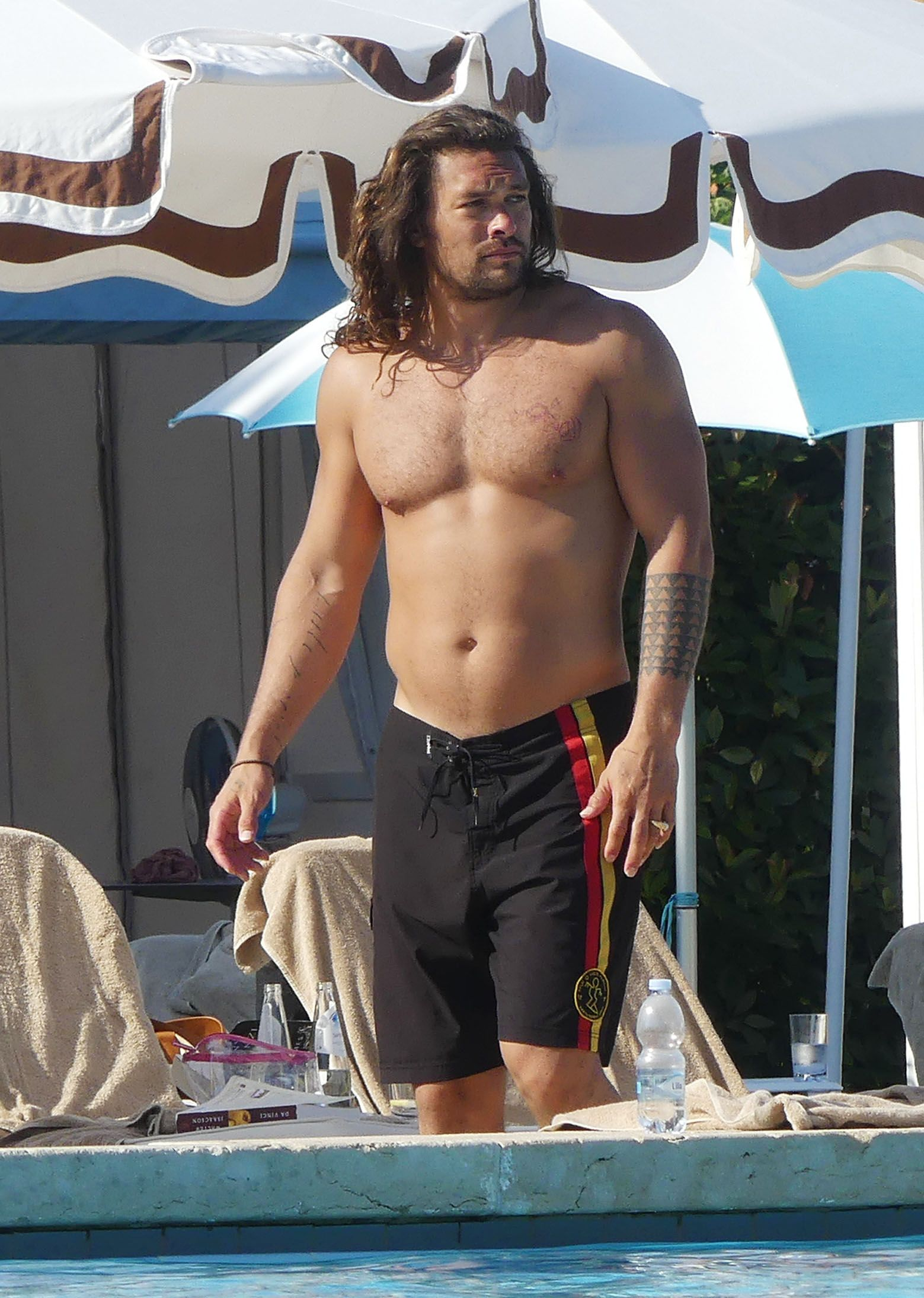 I'd Give Anything to Have Jason Momoa's 'Dad Bod'