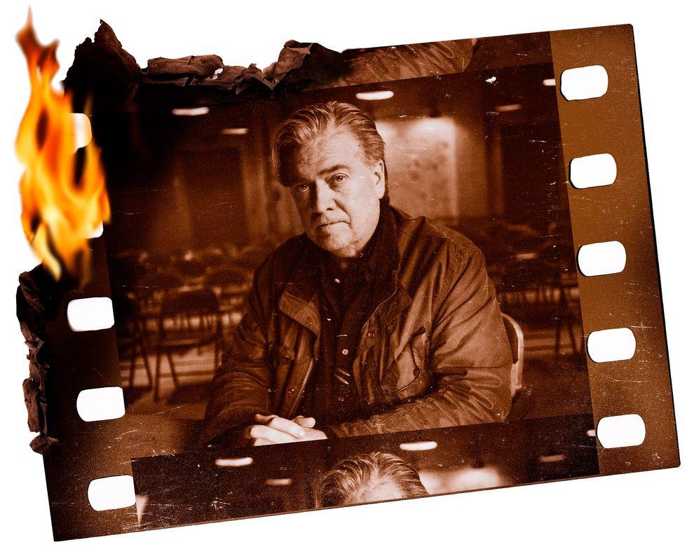 Errol Morris has interviewed murderers, torturers, and Holocaust deniers.