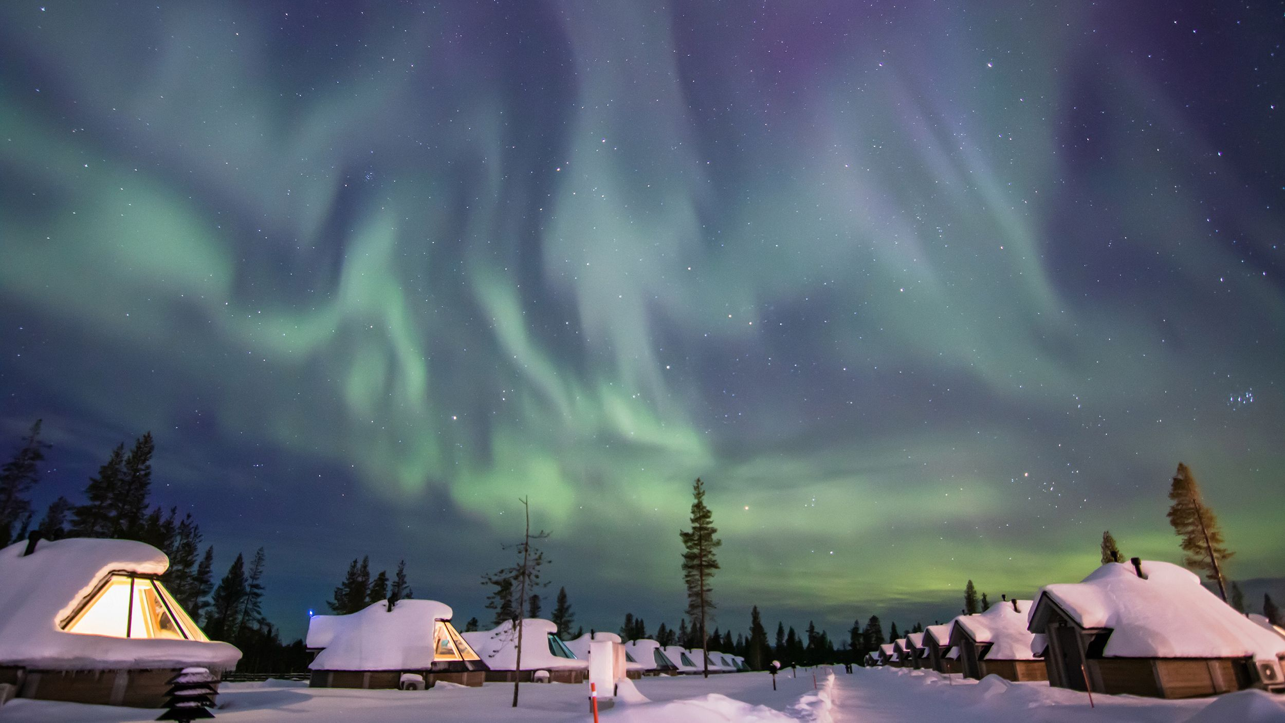 The best hotels to see the Northern Lights