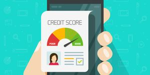 check and improve your credit score
