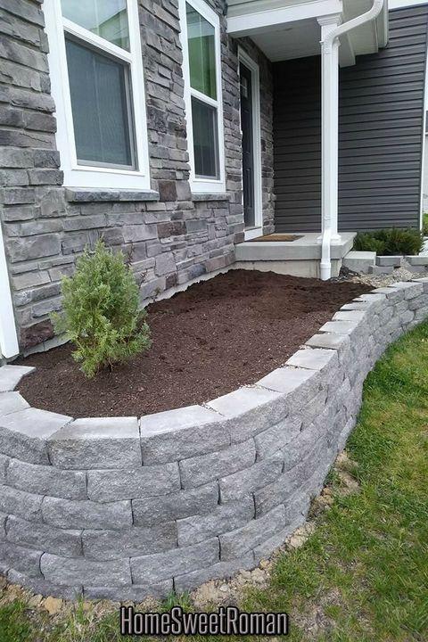 Block Paving Ideas For Gardens, 17 Best Garden Wall Ideas Garden Walls To Diy