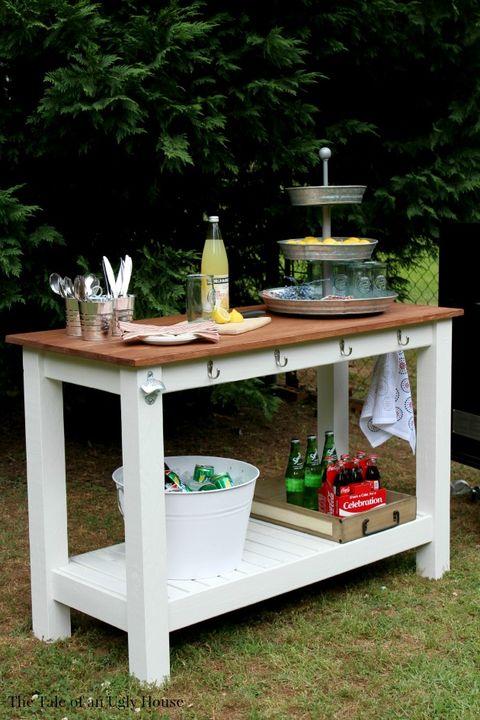 12 best outdoor bar ideas diy outdoor