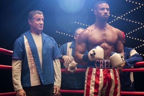 """Creed II. La leyenda de Rocky"""