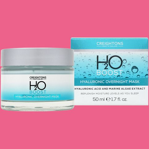 Creightons H20 Boost Hyaluronic Overnight Mask