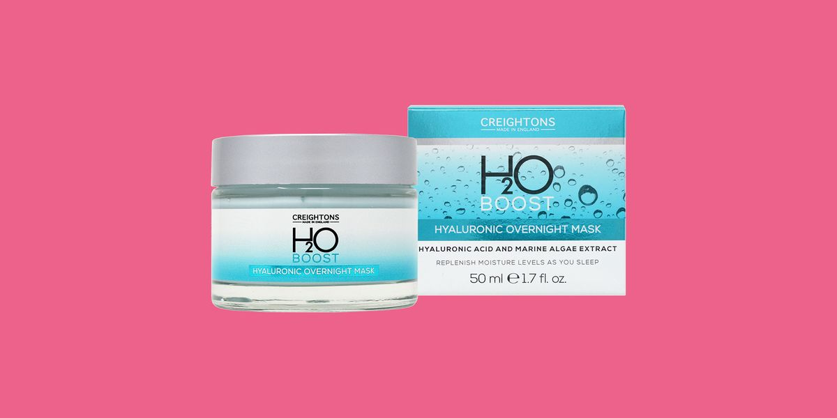 Creightons H20 Boost Hyaluronic Overnight Mask Review
