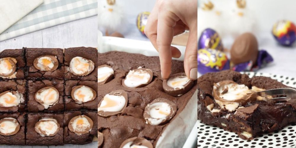 The Creme Egg brownie recipe you need to know about