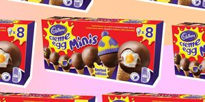 There are two new Creme Egg ice creams on the block and they look divine