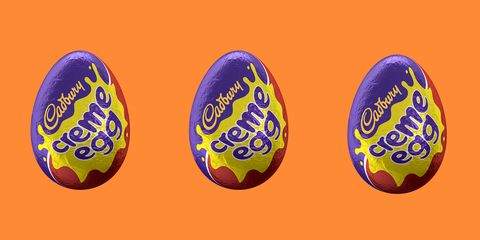 A Creme Egg Gin Exists And It's Perfect For Easter