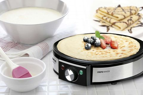 Gadgets de cocina: crepera S163 de Taurus
