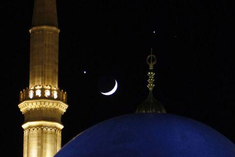 昨天沒看到獵戶座流星雨?今晚還有機會,每小時可見20顆!23日還有木星、土星合月天文美景