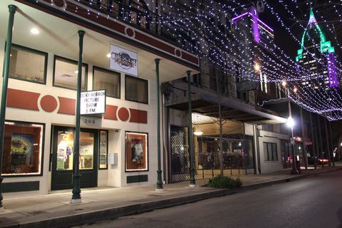Will Fawcett Alabama Crescent Theater