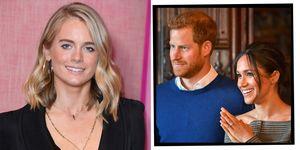 Cressida Bonas -Prince Harry Meghan Markle Royal Family