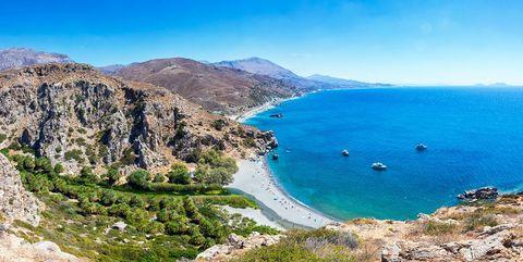Body of water, Coast, Sea, Sky, Coastal and oceanic landforms, Promontory, Bay, Natural landscape, Cape, Azure,
