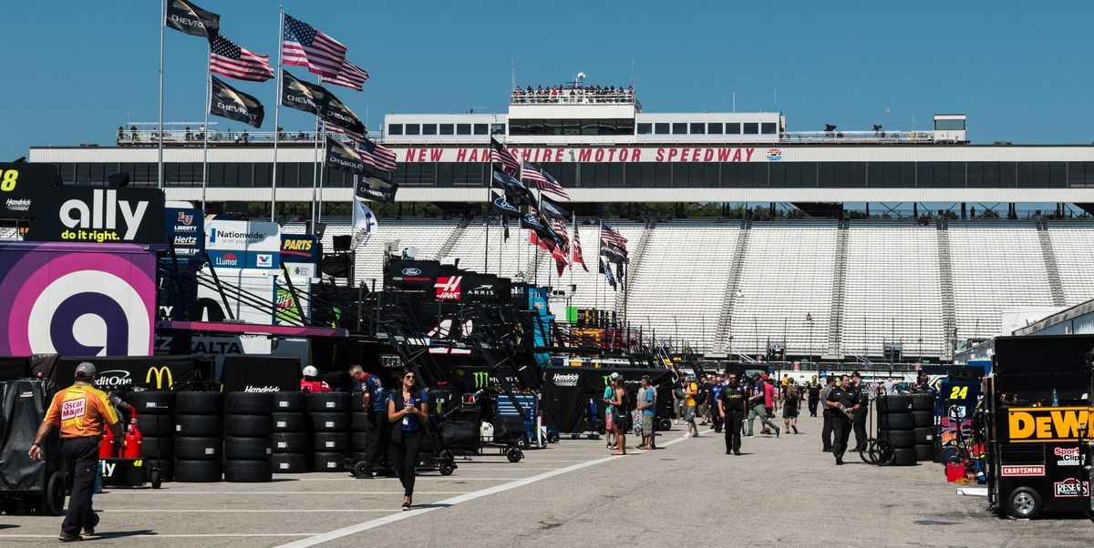 NASCAR Garage Reopening to Guests