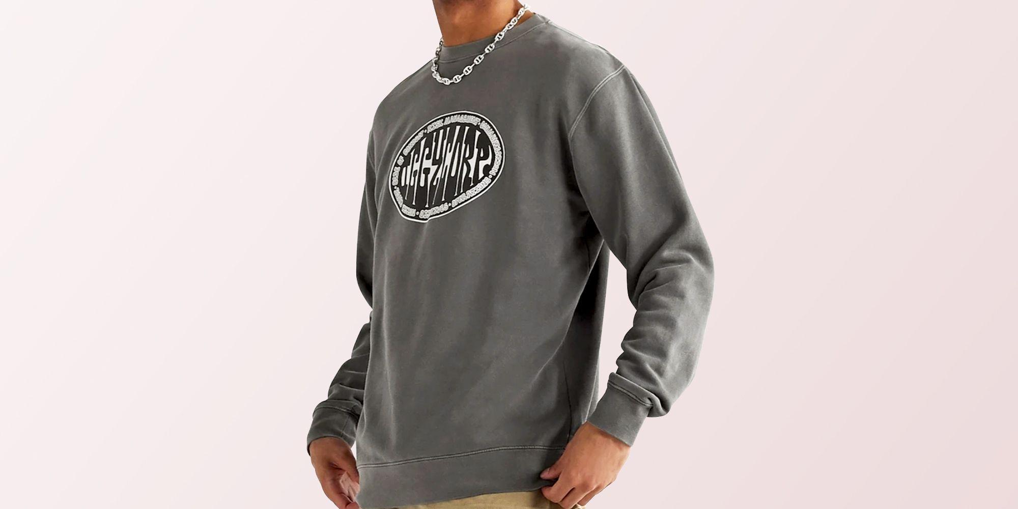 A Great Crewneck Sweatshirt Is the Most Versatile Item in Your WFH Wardrobe