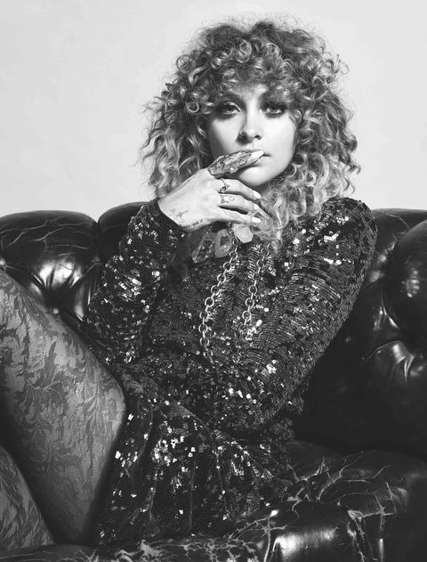 7d3bda14e02 Paris Jackson for CR Fashion Book Issue 13– Stevie Nicks and Paris ...