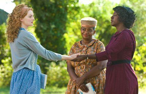 'Criadas y señoras', la historia que buscaba Emma Stone