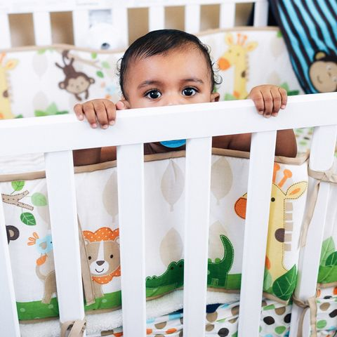 Are Crib Bumpers Safe Experts Say Not Even Those Breathable Mesh