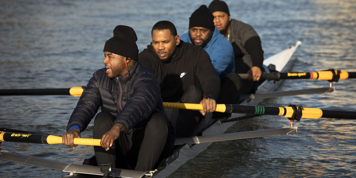 A Most Beautiful Thing Documents the U.S.'s First All-Black Rowing Team