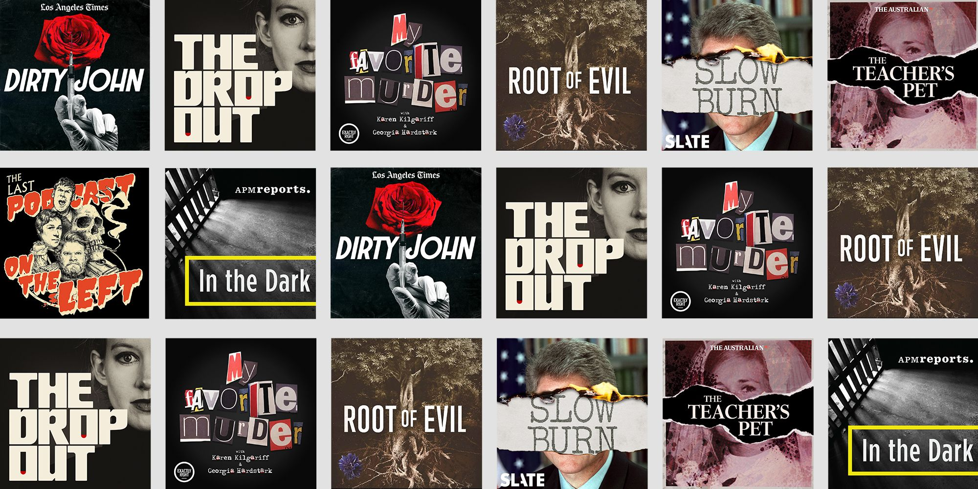 20 Best True Crime Podcasts - Top New and Notable True Crime