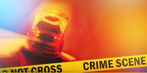Crime Scene Tape With Lights