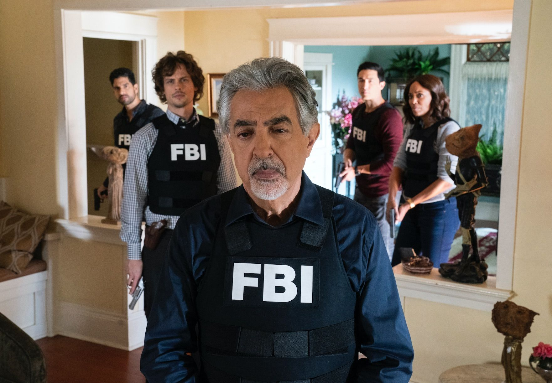 Criminal Minds cast bid farewell, as final season is pushed to 2020